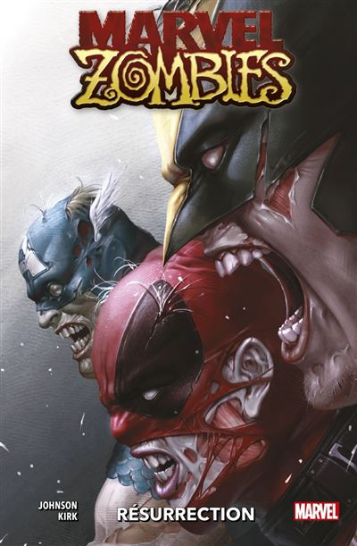 Marvel Zombies : Résurrection - 9782809498776 - 12,99 €