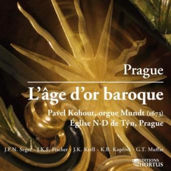 Prague L'âge d'or baroque