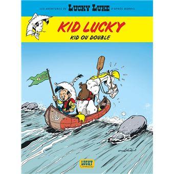 Lucky LukeLes Aventures de Kid Lucky d'après Morris  - Kid ou double
