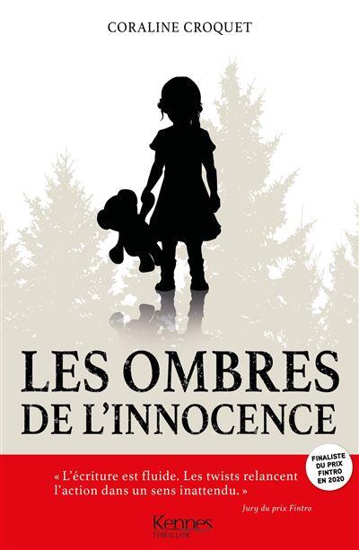 Les ombres de l'innocence - broché - Coraline Croquet, Livre tous les  livres à la Fnac