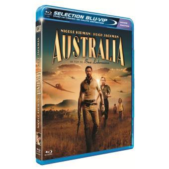 Australia Blu-ray