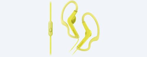 Ecouteurs intra-auriculaires Sony Sport MDR-AS210AP Jaune