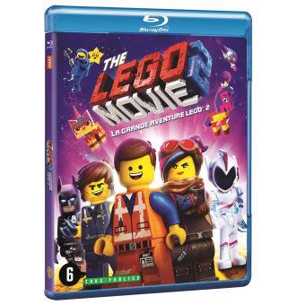 La grande aventure LegoLEGO MOVIE 2 PART 2-BIL-BLURAY