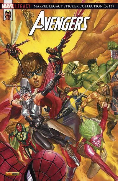 Avengers Legacy