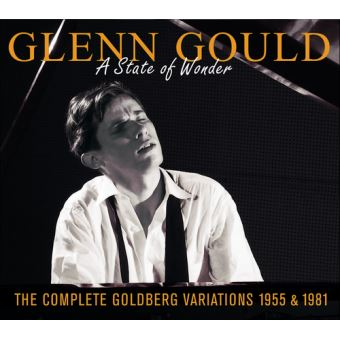 A State Of Wonder. The Complete Goldberd Variations (1955 And 1981) - 2 CDs