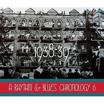 RHYTHM AND BLUES CHRONOLOGY/4CD