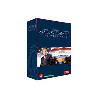 A la Maison BlancheA la Maison Blanche Saisons 1 à 7 Coffret DVD