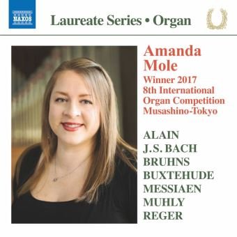 Amanda mole organ laureate recital
