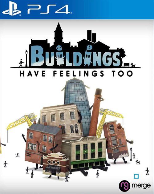 Buildings Have Feelings Too Nintendo Switch