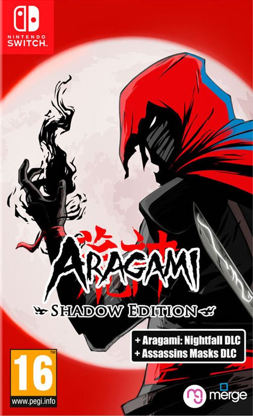 Aragami Edition Shadow Nintendo Switch