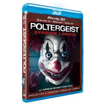 Poltergeist 2015 Blu-ray 3D + 2D