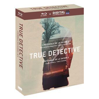 True DetectiveTrue detective Saisons 1 et 2 Coffret Blu-ray