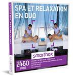 SMAR Coffret cadeau Smartbox Spa et relaxation en duo