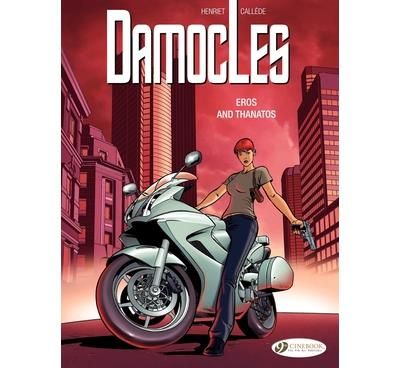 Damocles - tome 4 Eros and Thanatos