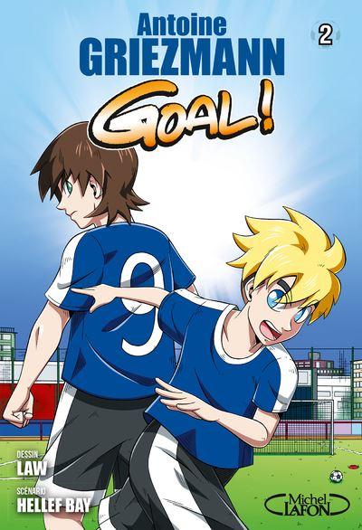 Goal ! - tome 2 (manga)