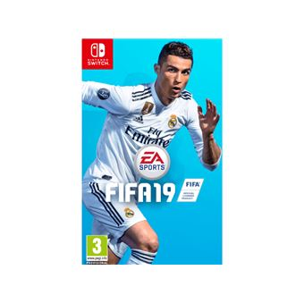 Fifa 19 FR/NL SWITCH