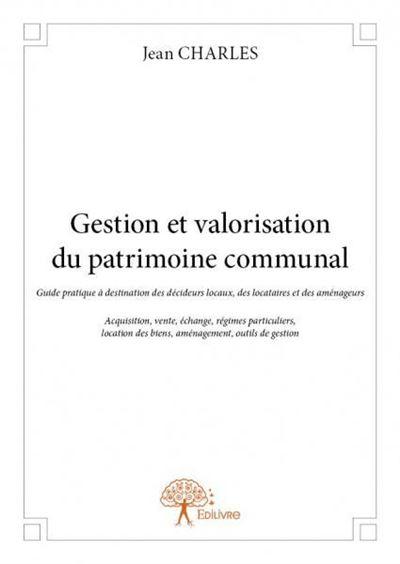Gestion et valorisation du patrimoine communal