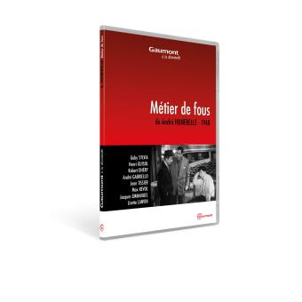 Métier de fous DVD