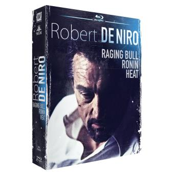 Coffret Robert de Niro 3 Films Blu-ray