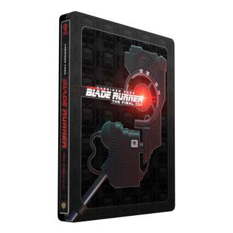 Blade runnerBlade Runner Edition Limitée Final Cut Steelbook Blu-ray 4K Ultra HD