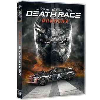 Death Race : Beyond Anarchy DVD