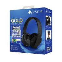 Ps4 Gold headset + Fortnite neo versa voucher