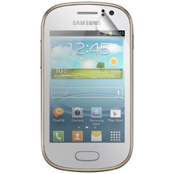 Protections d'écran BigBen One Touch pour Samsung Galaxy Fame (s6810), Transparentes