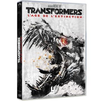 TransformersTransformers 4 L'âge d'extinction DVD