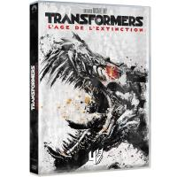 Transformers 4 L'âge d'extinction DVD