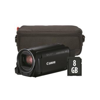 Canon Legria HF 806 Camcorder + SD 8GB + Tas