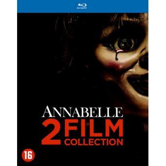 Annabelle 1+2-BIL-BLURAY