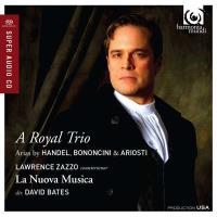 A royal trio - Arias