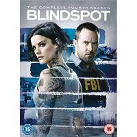 Blindspot - Season 4 - 4DVD Importação