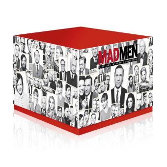 Mad MenCoffret Mad Men L'intégrale de la série Edition Collector limitée Blu-Ray