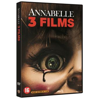 AnnabelleCoffret Annabelle La Trilogie DVD
