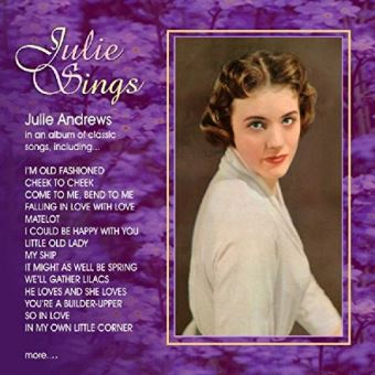 Julie sings her second lp