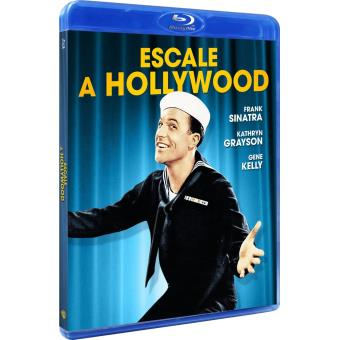 Escale à Hollywood - Blu Ray