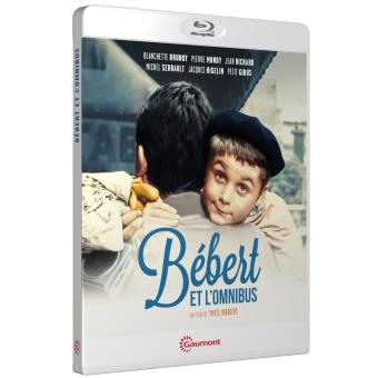 Bébert et l'omnibus Blu-ray