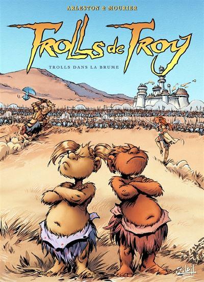 Trolls de Troy tome 06 Trolls dans la brume