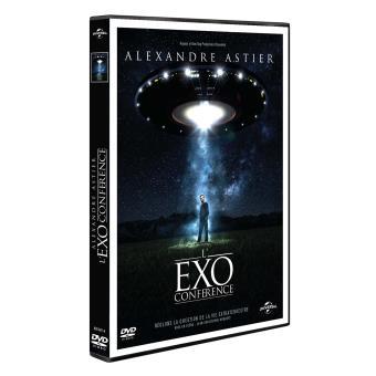 Exoconférence DVD