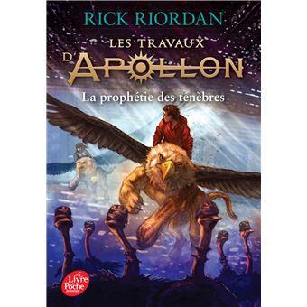 Les travaux d'ApollonLes travaux d'apollon,2:la prophetie des tenebres
