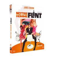Notre homme Flint Blu-ray