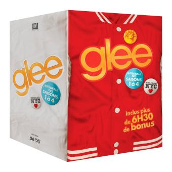 GleeCoffret intégral des Saisons 1 à 4 - DVD