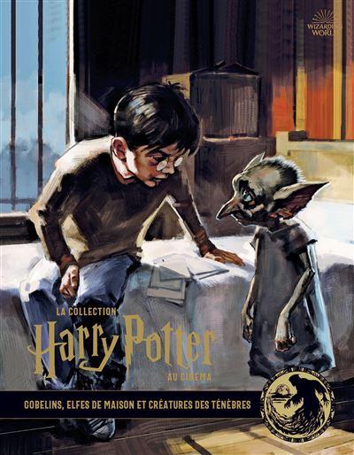La collection Harry Potter au cinéma, vol 9