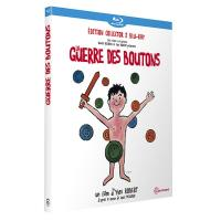 La guerre des boutons Edition Collector Blu-ray