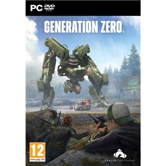 GENERATION ZERO FR/NL PC
