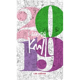Kroll - petit agenda 2019