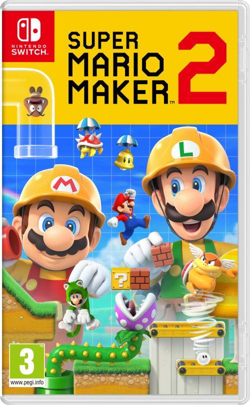 [2019-06] Super mario maker 2 (switch) Super-Mario-Maker-2-Nintendo-Switch