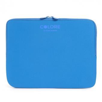 """Housse Tucano Colore pour Ultrabook 12.5"""" Bleue"""