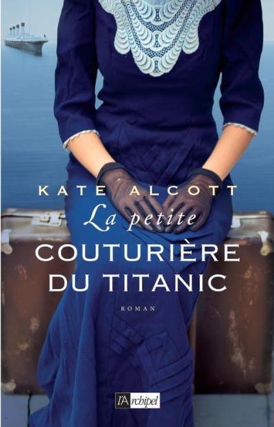 La petite couturière du Titanic - 9782809818758 - 7,99 €